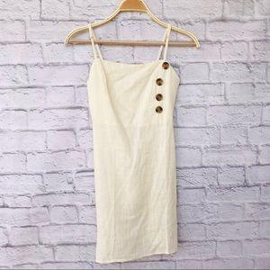 Pacsun White Dress
